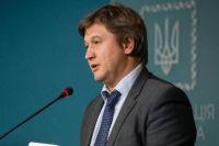 Зеленский назначил экс-министра экономики Данилюка секретарем СНБО
