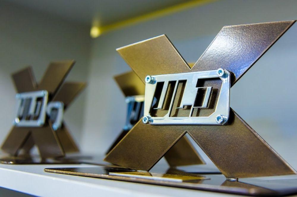 Кубки первого профессионального Чемпионата Урала по дрифту.