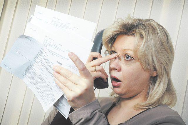 На заседании правительства сообщили, что задолженность за жилищно-коммунальные услуги в регионе достигла 8,2 миллиарда рублей.