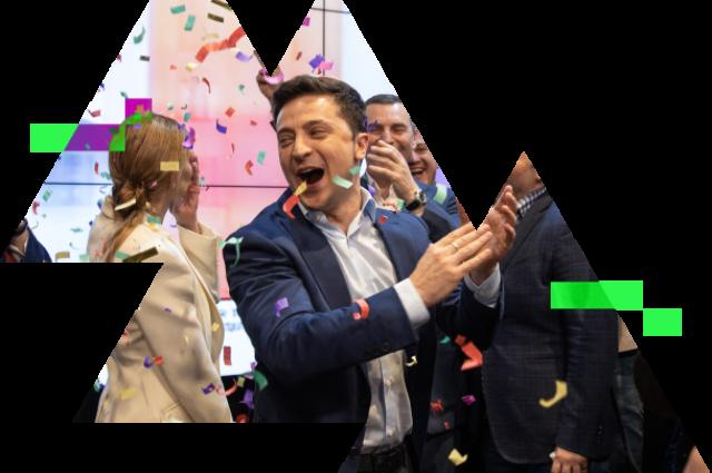 Команда Зеленского запустила электронный социальный лифт