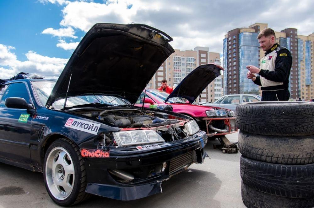 Егор Конусов, Toyota Mark II JZX100 (г. Екатеринбург).