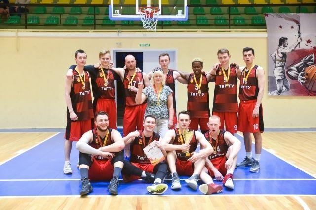 Тверская областная федерация баскетбола
