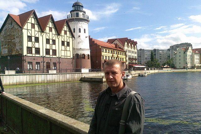 Последние годы Геннадий жил в Калининграде