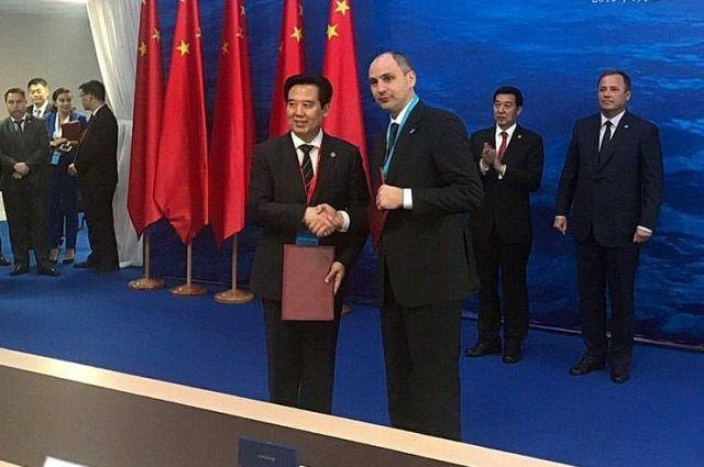 Одним из приоритетных направлений развития внешнеэкономических связей для области является выстраивание всестороннего сотрудничества с регионами Китая.
