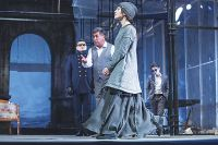 «Антигона» - постановка не для массового зрителя.