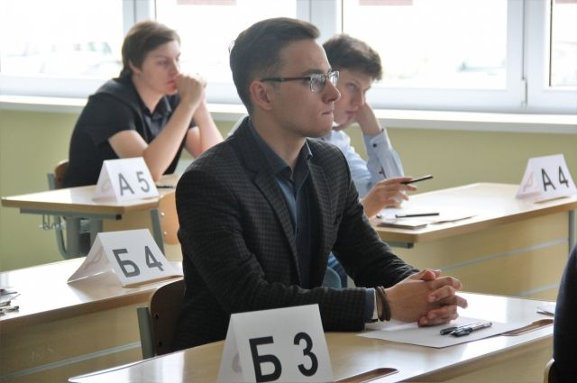 Школьники Калининградской области написали ЕГЭ по математике