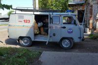 ЧП произошло в Кунгуре на ул. Газеты «Искра».