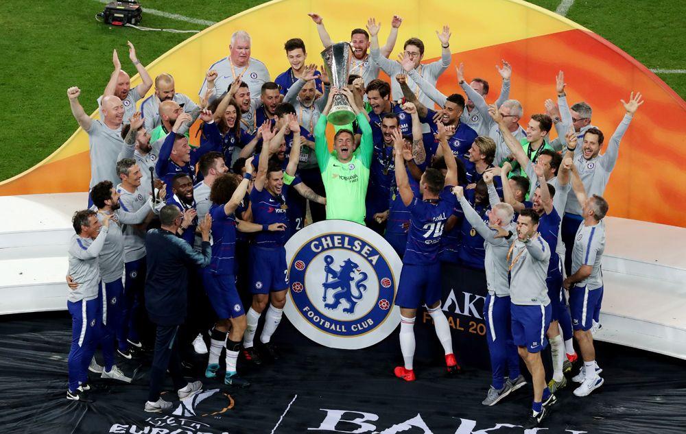 «Челси» стал чемпионом Лиги Европы