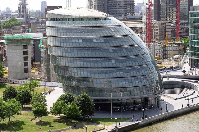 Мэрия Большого Лондона.