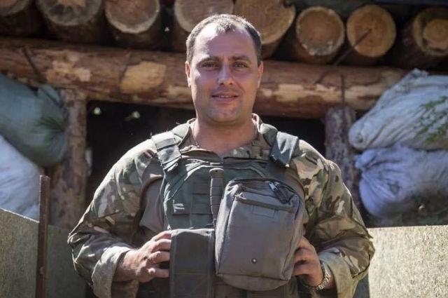 Главой госохраны стал бывший участник АТО Алексей Оцерклевич
