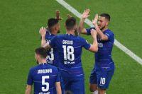 Лондонское дерби на Олимпийском стадионе в Баку завершилось со счетом 4:1 в пользу «синих».