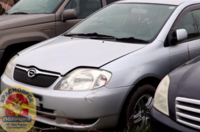 То, что номер кузова и двигателя были перебиты, заметил сотрудник ГИБДД при постановке автомобиля на учет