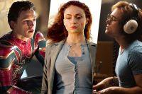 «Человек-паук: Вдали от дома», «Люди Икс: Тёмный Феникс», «Рокетмен».