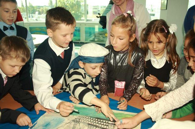 1 июня Музей Мирового океана организует детскую развлекательную программу