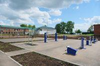 Площадки построят в разных районах края.