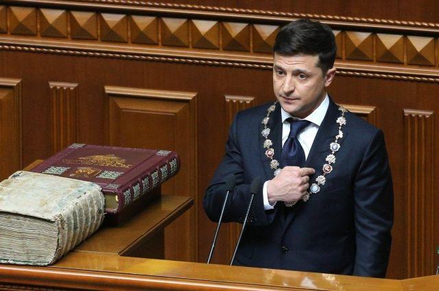 Зеленский предложил Раде уволить Климкина, Полторака и Грицака