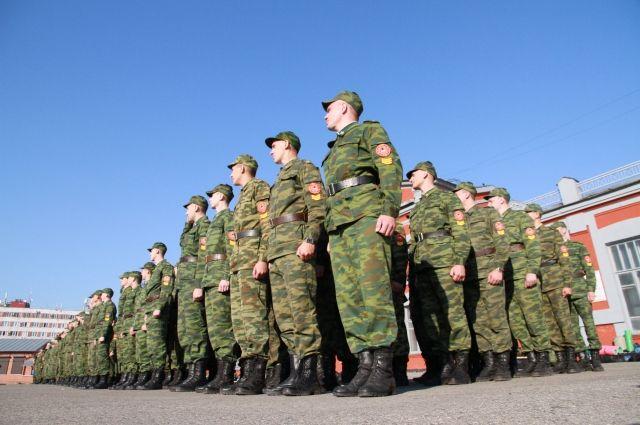Обучаться на военной кафедре смогут студенты всех вузов региона.