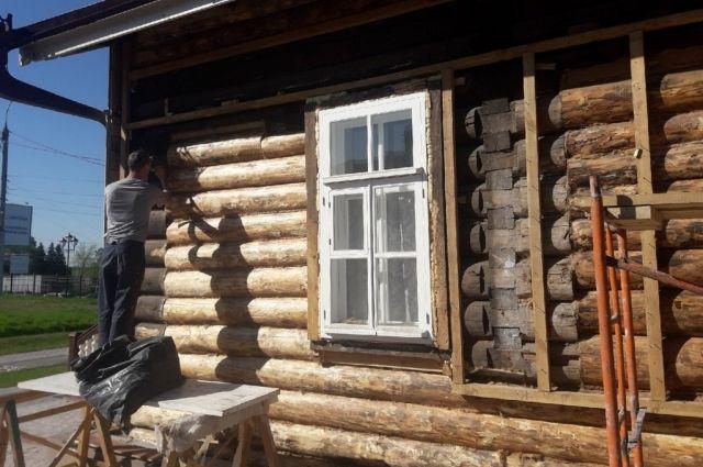 Контора инженера Григория Будагова — исторический памятник регионального значения, старейшее из сохранившихся зданий Ново-Николаевска – Новосибирска.