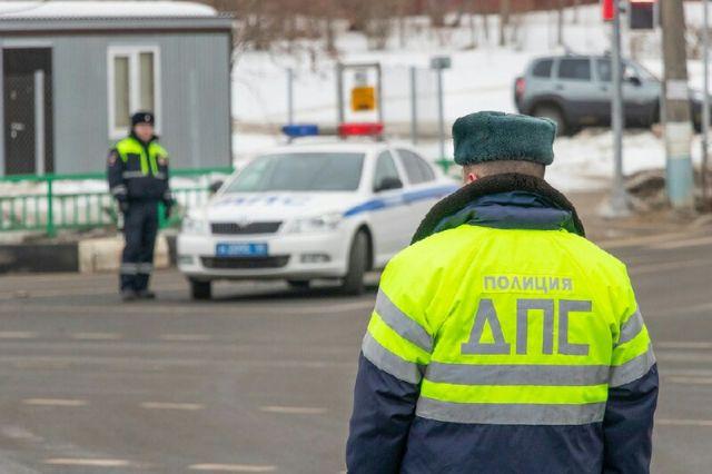 Дорожные полицейские не стали оформлять ДТП.