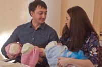 Трое детей - это большой счастье и огромная ответственность.