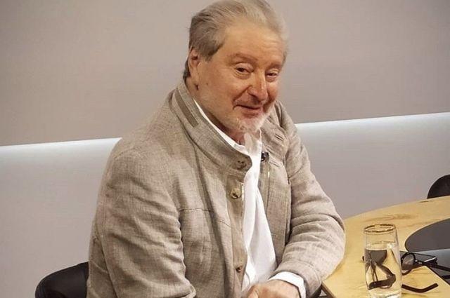 Актер Вениамин Смехов находится в Барнауле на съемках фильма