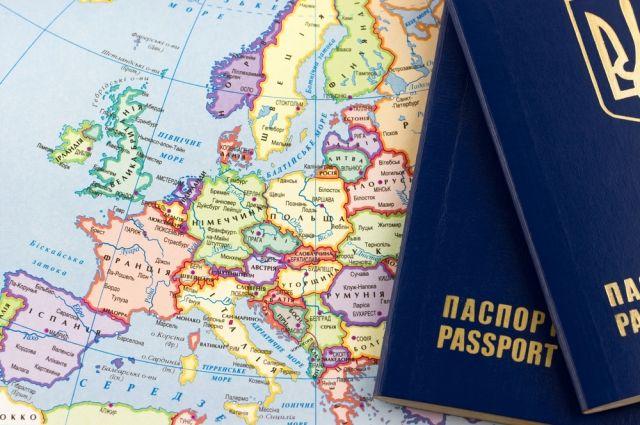 Украина договорилась о безвизе с еще одной страной