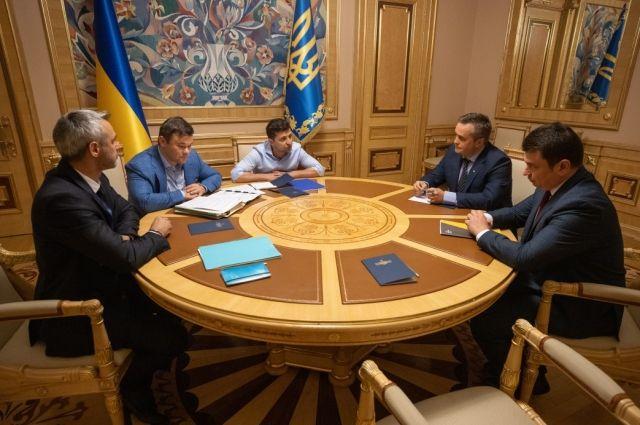 Зеленский пообещал защитить независимость НАБУ и САП