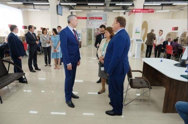 Новый центр предоставления государственных услуг «Кировский» начал работу в тестовом режиме в конце апреля 2019 года.