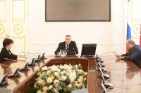 Врио губернатора Петербурга Александр Беглов примет участие в выборах осенью 2019 года