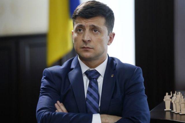 Зеленский уволил главу госпогранслужбы и двух сотрудников СБУ
