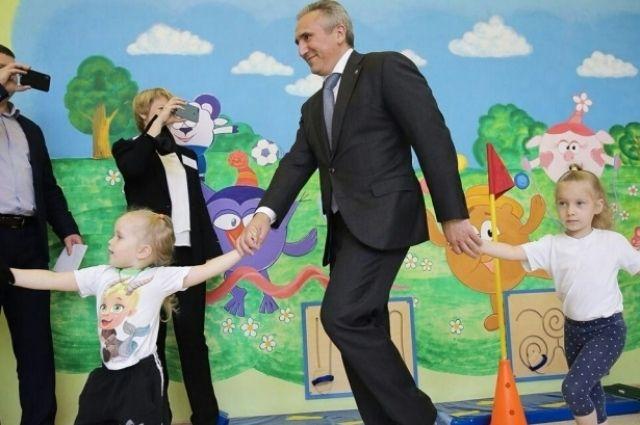 Александр Моор: дети наполняют жизнь радостью и смыслом