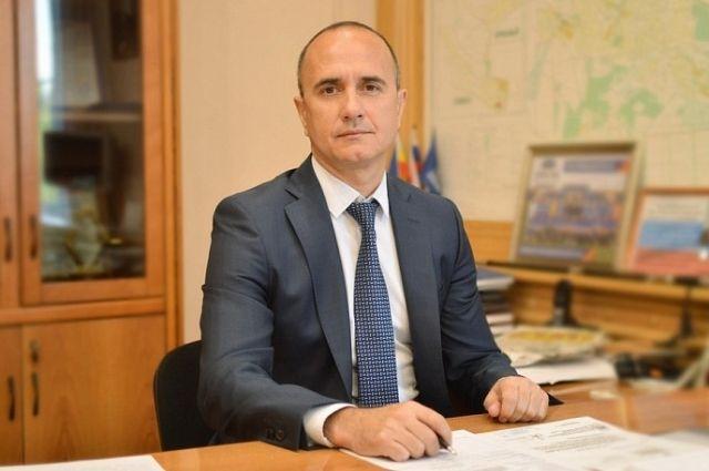 Бывший мэр Новошахтинска Игорь Сорокин