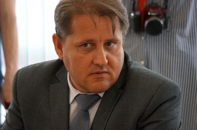 Новое место работы Александра Козюкова - краевое управление Россельхознадзора.