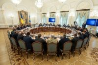 Президент Украины Владимир Зеленский утвердил новый состав СНБО