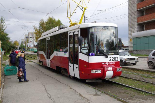 К 2025 году в Новосибирске планируется проложить 30 км трамвайных путей