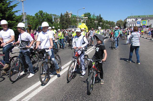 Маршрут тюменского велопарада в День России изменен