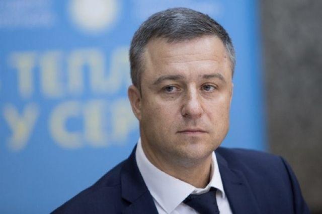 Николай Кулеба.