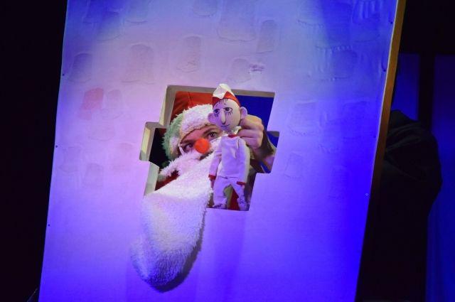 В тюменском театре кукол появится зал для экспериментальных спектаклей