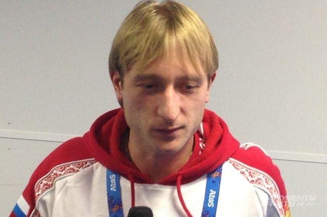 Евгений Плющенко назвал Загитову королевой льда