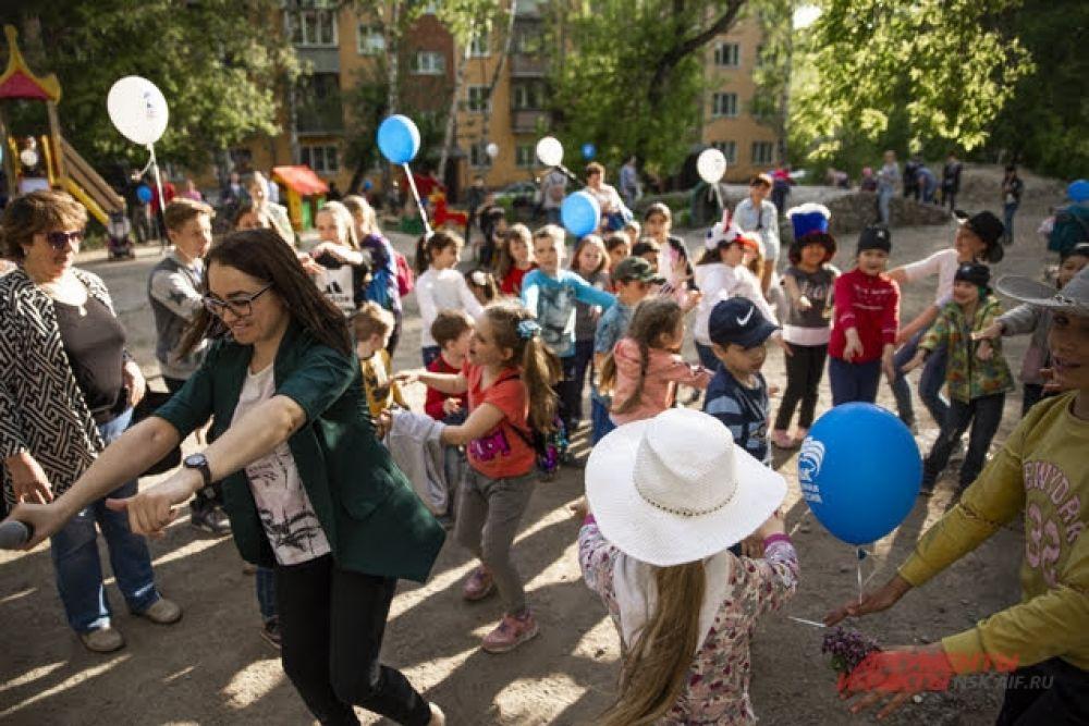 Дети с большим удовольствием участвовали во всех активностях, конкурсах, занимали почетные места и получали призы.