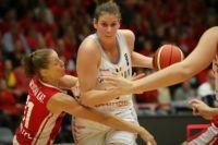 Красноярский женский баскетбольный клуб «Енисей» формирует новый состав команды