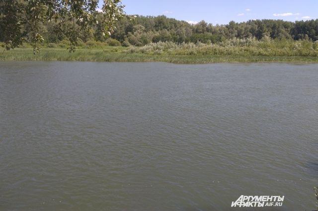 В Оренбурге в реке Сакмара обнаружено тело женщины