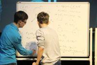 Юные ученые.