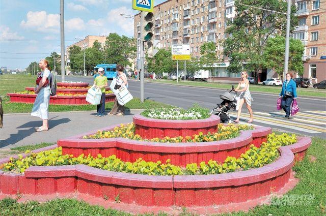 Территория Ломоносовского района может стать ещё лучше благодаря программе «Мой район».