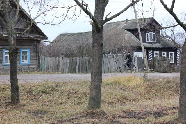 Мужчина за рулем следовал в соседнее село
