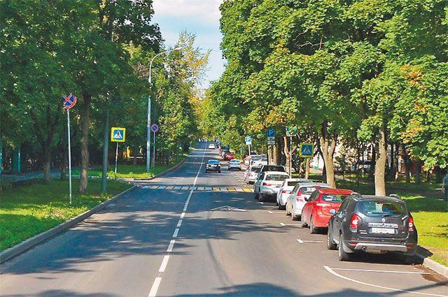 Улица Ивана Бабушкина.