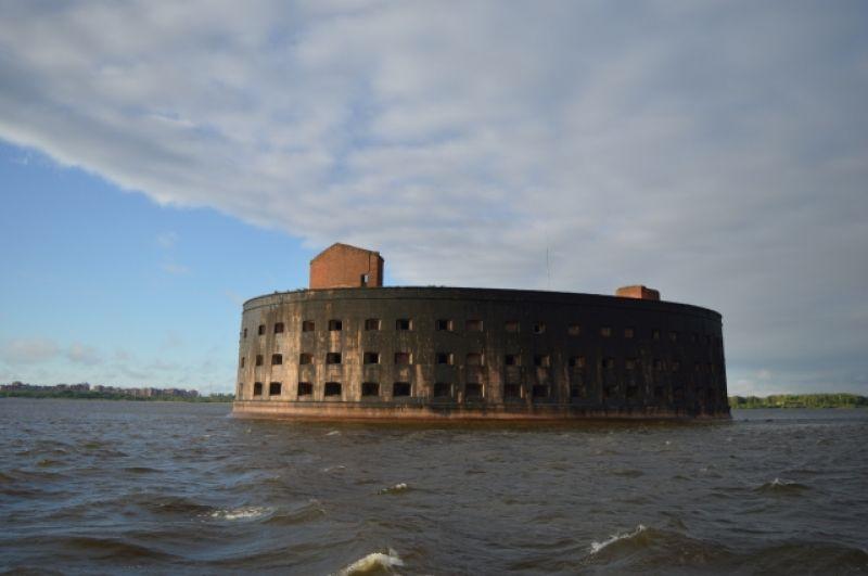 Форты Кронштадта будут реставрировать.