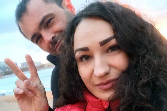 Кристина и Ахмед.