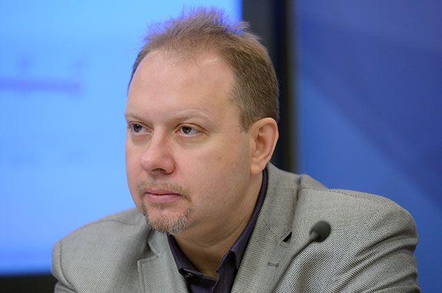 Политолог, профессор кафедры практической философии НИУ ВШЭ Олег Матвейчев.