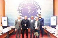 Встреча с представителями торговых сетей Башкирии.